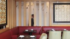 Hualan, Riyadh | High end Chinese restaurant | Central Design Studio
