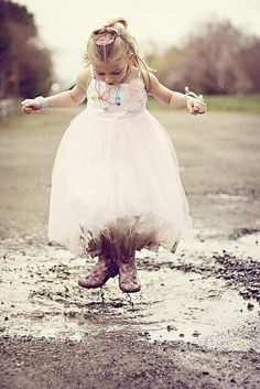 puddle-jumping princess