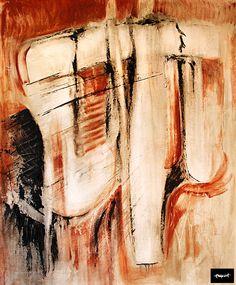 Angvert. Oil on canvas. Ca 1200 mm.