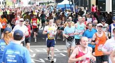 Be inspired by the London Marathon this month...