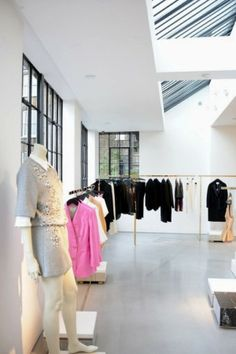 The Style Examiner: Phillip Lim opens new London store