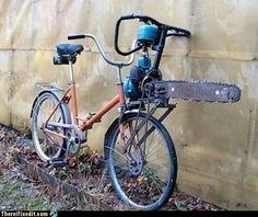 That's a pretty bike http://bike2power.com