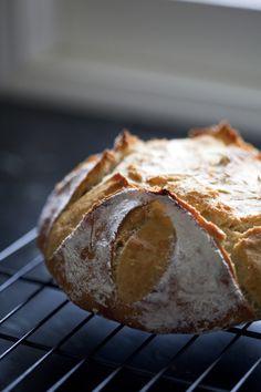 Bread in 5 boule