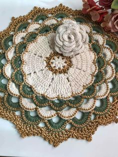 Crochet Placemats, Napkins Set, Doilies, Crochet Earrings, Lily, Knitting, Crafts, Crochet Decoration, Wool Hats