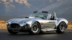 The 50th Anniversary Shelby Cobra 427 Sports car :Rewinding to 1965 takes us back to the year of a great innovation in the automobile industry: the birth of