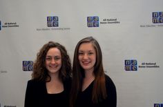 Sisters represented Horizon Honors at All-National Honors Ensemble for National Association for Music Education (NAfME)! Read all about their experience in Nashville!