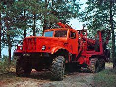 КрАЗ-255Л '1969–80