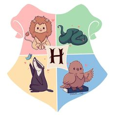 Harry potter version kawaii