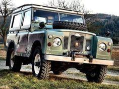 Land Rover Santana 88 Serie IIA Sw Safari Top. Wonderful. By Santana Motor-Spain.