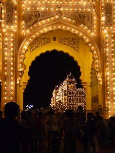 Mysore Festival, India