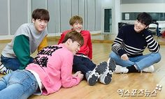Astro for XP Star Shot -  SanHa, MoonBin, JinJin e EunWoo