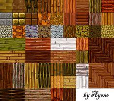 RPG Maker Tiles II by Ayene-chan.deviantart.com on @deviantART