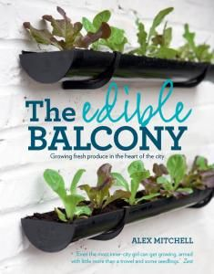 The Edible Balcony : Remodelista I've got the German translation - this book is amazing!