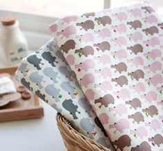 Hey, I found this really awesome Etsy listing at https://www.etsy.com/listing/193885257/cute-hippos-pattern-cotton-oxford-fabric