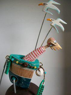 Dream Boat. £110.00, via Etsy.