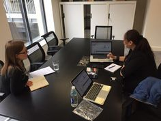 Meeting with Michelle Roberts of Agora