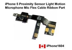 OEM iphone 5 Proximity Sensor Light Motion Microphone Mic Flex Cable Ribbon  Special Price: $16.50
