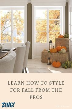 Fall is all about comfort over style and function over form. Professional interior designers and decorators show us how to transition with grace. Old Mansions For Sale, Apartment Needs, Farmhouse Christmas Decor, Deck Design, Small Apartments, Home Living Room, Building Design, Backyard Landscaping, Beautiful Homes