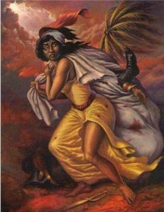 Women of the Haitian Revolution, Defile - Marissante Dede Brazil!!!