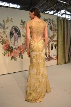 Bridal Fashion Week Claire Pettibone Still Life Collection | Little White Dress Bridal Shop: Denver Bridal Gowns & Wedding Dresses