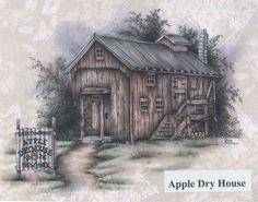 Pattern Packets - Apple Dry House