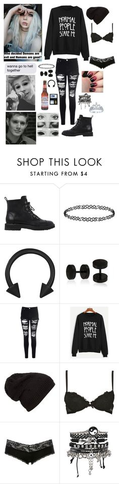 """""""If you can't fight them, then just become one of them"""" by kirkland2001 ❤ liked on Polyvore featuring Giuseppe Zanotti, Dorothy Perkins, Bling Jewelry, Glamorous, WithChic, Blugirl, Charlotte Russe, F, A2 by Aerosoles and ASOS"""