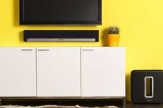 Sonos Playbar Wireless Home Entertainment Sound System: Coolest Men's Gifts | 2017 Holiday Gift Guide