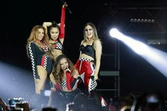 Little Mix live at Berlin
