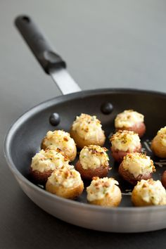 Twice Baked Potatoes Tapas - Epicure Selections