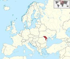 Moldova in Europe ◆Moldawien – Wikipedia http://de.wikipedia.org/wiki/Moldawien #Moldova