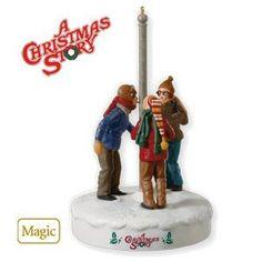 $59.99 Triple Dog Dare Christmas Story 2010 Hallmark Ornament  From Hallmark   Get it here: http://astore.amazon.com/ffiilliipp-20/detail/B003U56S1C/185-0859013-7482839