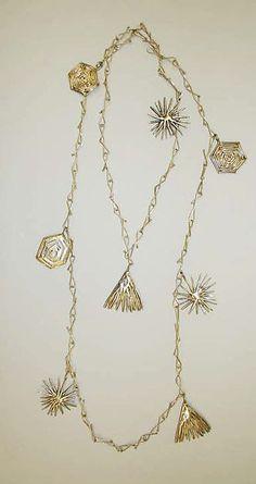 Necklace, Michele Oka Doner | Met Museum