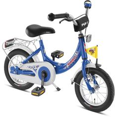 PUKY ZL 12 ALU Bike - Football Blue