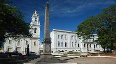 Corumbá, Mato Grosso do Sul (Praça da Republica)