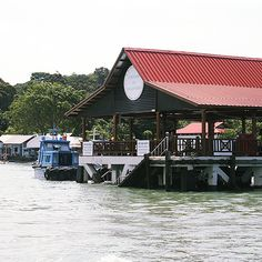 Hop on a bumboat to the island of Pulau Ubin if you want a taste of nature and rustic village life, away from the hustle and bustle of Singapore.