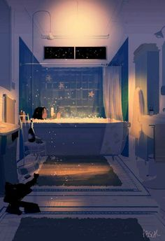 Adorable Illustrations By Pascal Campion That Will Surely Make Your Day Pascal Campion, Aesthetic Art, Aesthetic Drawing, Cute Art, Art Inspo, Amazing Art, Concept Art, Anime Art, Art Drawings