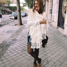 Cape, Kimono Top, Store, Girls, Women, Fashion, Nightgown, Ponchos, Mantle