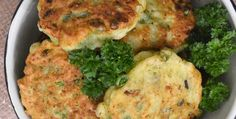Pea+Fritters Pea Fritters, Mashed Potatoes, Meals, Cooking, Ethnic Recipes, Food, Whipped Potatoes, Kitchen, Meal