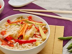 Asian Noodle Bowl Recipe | Perfect Cooker™
