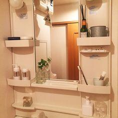 Bathroom/無印良品/植物/瓶/一人暮らしのインテリア実例 - 2016-03-04 12:22:29