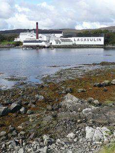 Islay Distilleries Lagavulin, Lagavulin, Scotland