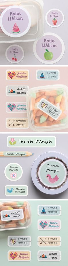 Label it and keep it with Tinyme's huge collection of premium name labels. The perfect way to identify your kiddo's belongings. From super cute iron-on clothing labels and sticky labels to gift tags and book labels, you'll be able to label just about anything in sight - with style!