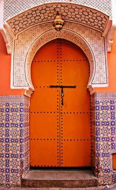 Doors of Morocco: Photo Essay by Faatima Tayob