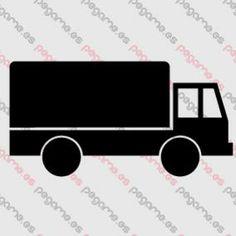Pegame.es Online Decals Shop  #truck #transport #shipping #merchandise #vinyl #sticker #pegatina #vinilo #stencil #decal