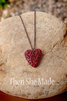 Then she made...: Then She Made... jewelry