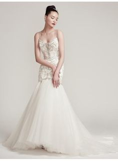 abiti da sposa da sposa guaina di tulle Abiti Da Damigella D onore 02362532564