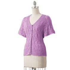 Classic, feminine sweater