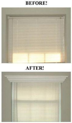 # 6. Adicionar moldagem e: ou aparar a suas janelas - 27 Fácil remodela projetos que irão transformar completamente a sua casa