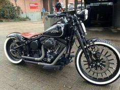 Harley Davidson Springer OldSchool Bobber
