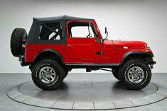 Cheap Jeeps, Cool Jeeps, Jeep Cj7, Jeep Wrangler Tj, Red Jeep, Jeep Wave, Mitsubishi Lancer Evolution, Jeep Cherokee, Chevy Trucks
